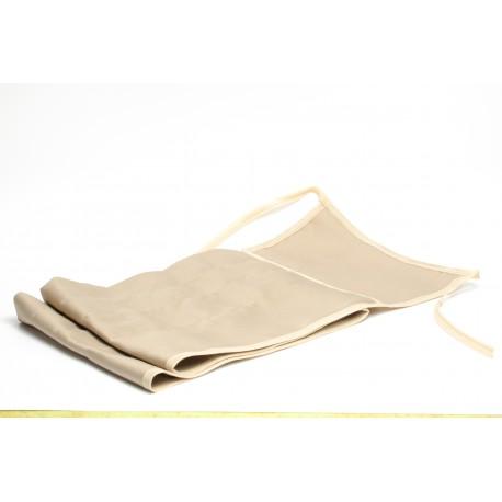 Housse pour canne à mouche 4 brins (couleur beige)