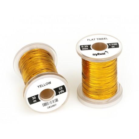 Tinsel plat 0.25 mm (30 m)