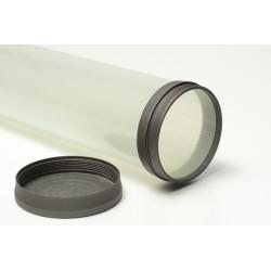 Tube / Fourreau canne à mouche Fibre de verre