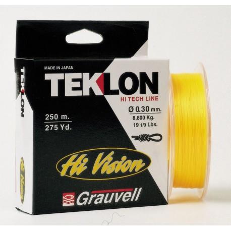 Fil Nylon Teklon Hi Vision (250 m)