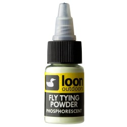 Poudre phosphorescente (Loon Fly tying Powder)