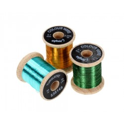 Tinsel rond 0.1 mm (25 m)